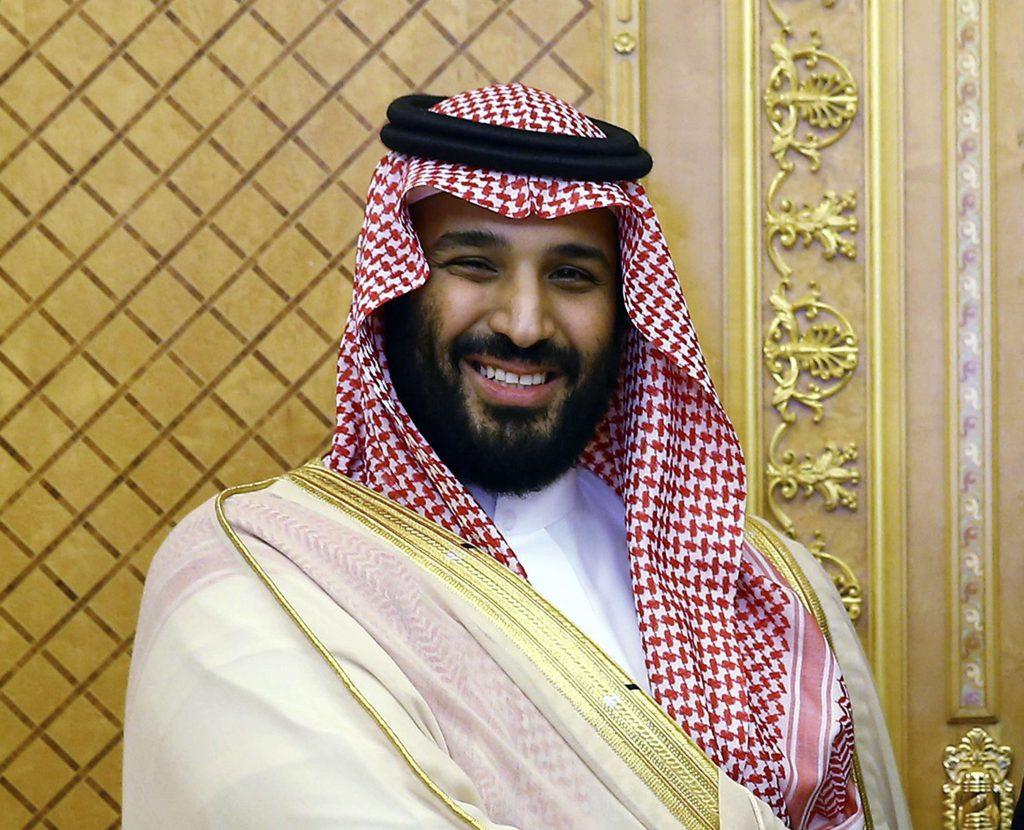 Le prince Salman d'Arabie saoudite en juin 2017.