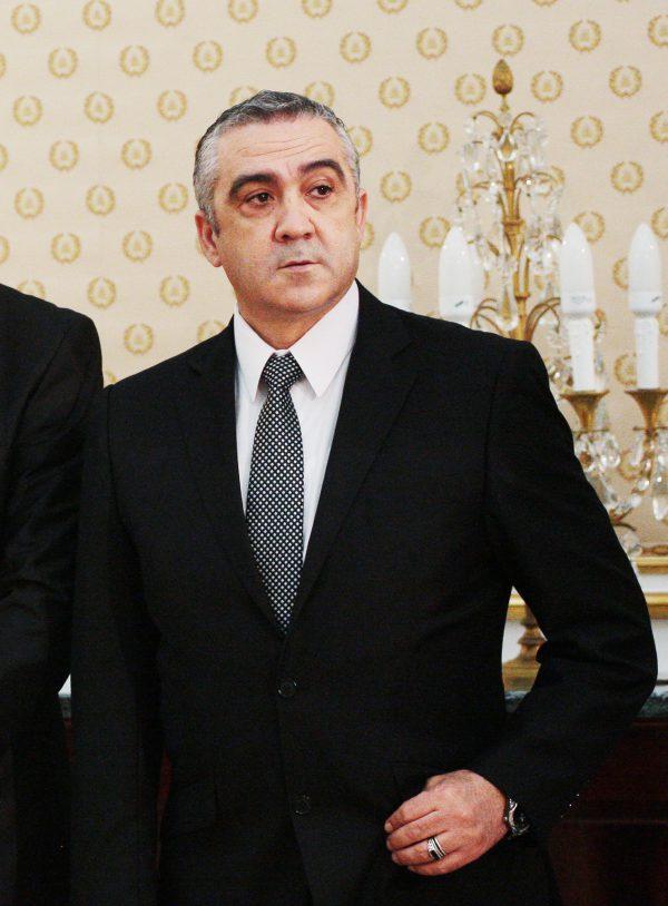 Lotfi Brahem, ministre de l'intérieur