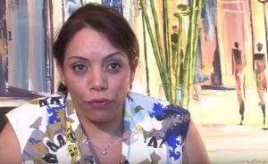 D'Jalila Mezni, CEO vun Lilas, eng hygienesch Produkterfirma