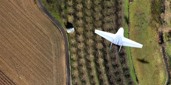 agriculture des drones pour veiller sur les plantations en afrique de l ouest. Black Bedroom Furniture Sets. Home Design Ideas