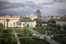 Le Jardin Secret de Marrakech, un des lieux touristiques de la ville, le 6 novembre 2016.