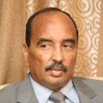 Le président Ould Abdelaziz, à Nouakchott, le 29 novembre 2012.