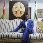 Le président de la République du Togo, Faure Gnassingbé..