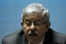 Ahmed Ouyahia lors d'un discours à Alger le 11 juin 2017.