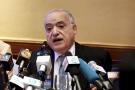 L'émissaire de l'ONU pour la Libye, Ghassan Salamé, lors d'une conférence de presse en mars 2017.