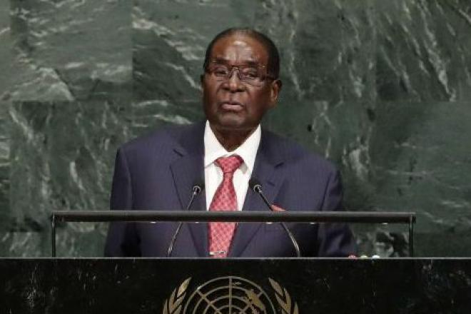 [Vidéo] Zimbabwe: Robert Mugabe, un habitué des formules choc