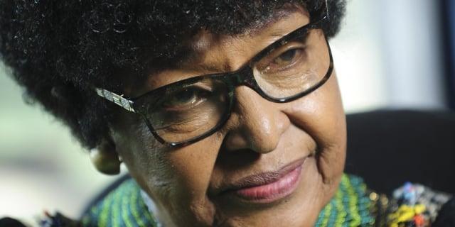 """Winnie Mandela : """"La nation Arc-en-Ciel est un mythe total"""""""