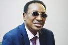 Bruno Tshibala lors de sa visite à Jeune Afrique, le 15septembre.