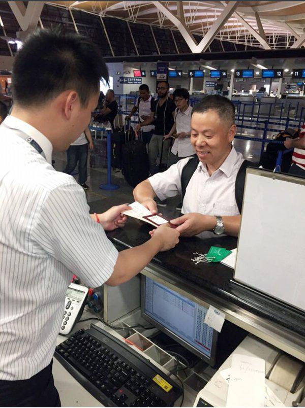 Ethiopian Airlines attire aussi bien les hommes d'affaires que les touristes chinois