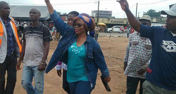 Femmes politiques ivoiriennes d'influence : Marie-Odette Lorougnon,  vice-présidente du FPI – Jeune Afrique