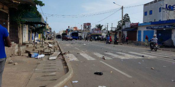 Togo: la mobilisation de l'opposition marquée par de nombreuses échauffourées avec les forces de l'ordre