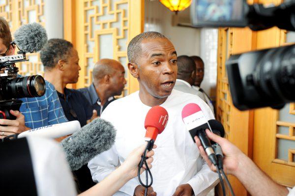 Porte-parole de Jean Ping, Jean Gaspard Ntoutoume Ayi était un intime du défunt.