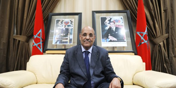 Maroc : Hamdi Ould Errachid, le seigneur sahraoui de l ...