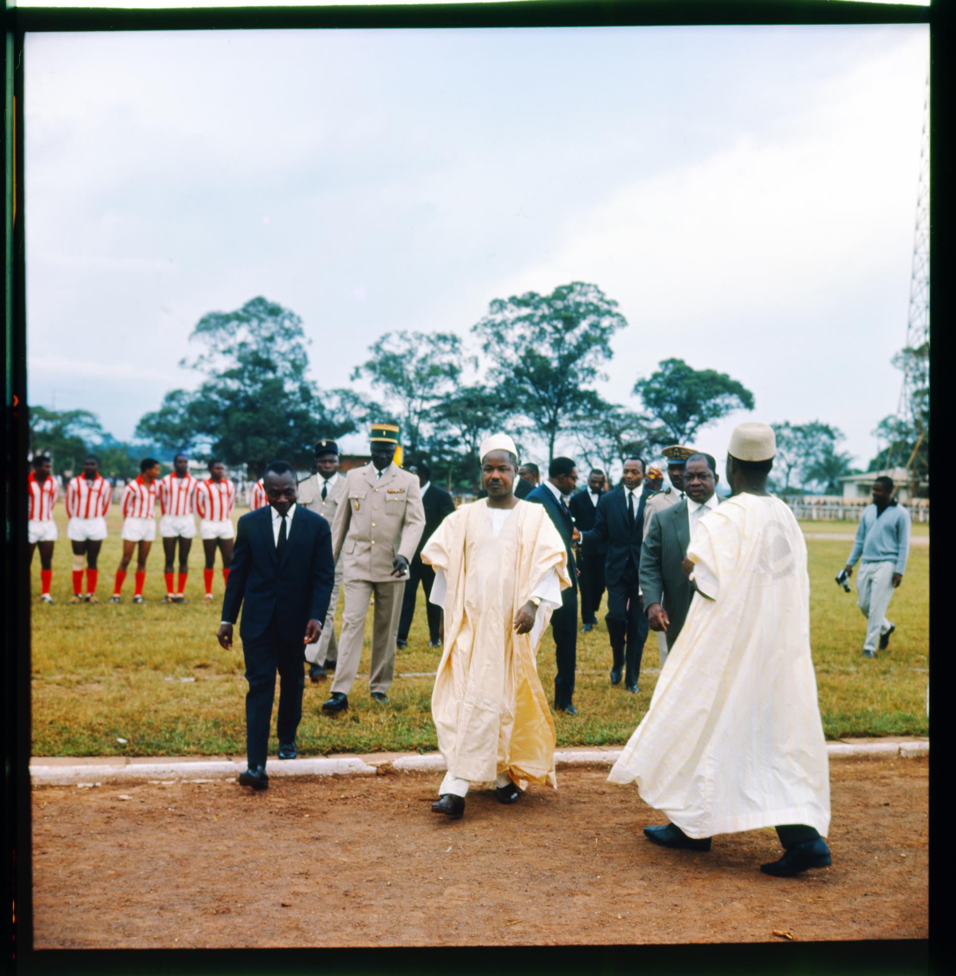 Ahmadou Ahidjo, premier président de la République du Cameroun, était originaire du Nord.