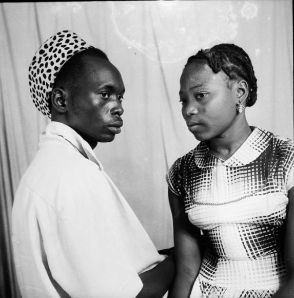 Roger daSilva, photographe béninois, avait installé son studio, à Gueule Tapée, à Dakar.
