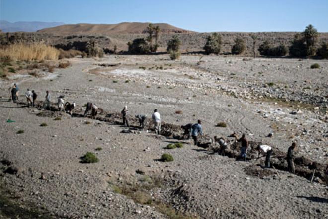 Maroc : quand les origines du stress hydrique font débat