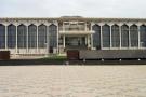 Le Sénat, à Libreville.