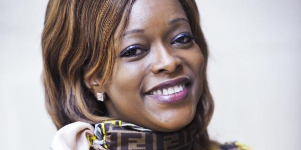 Reckya Madougou, dont la candidature à la présidentielle du 11 avril au Bénin a été invalidée, a été arrêtée le 3 mars 2021.