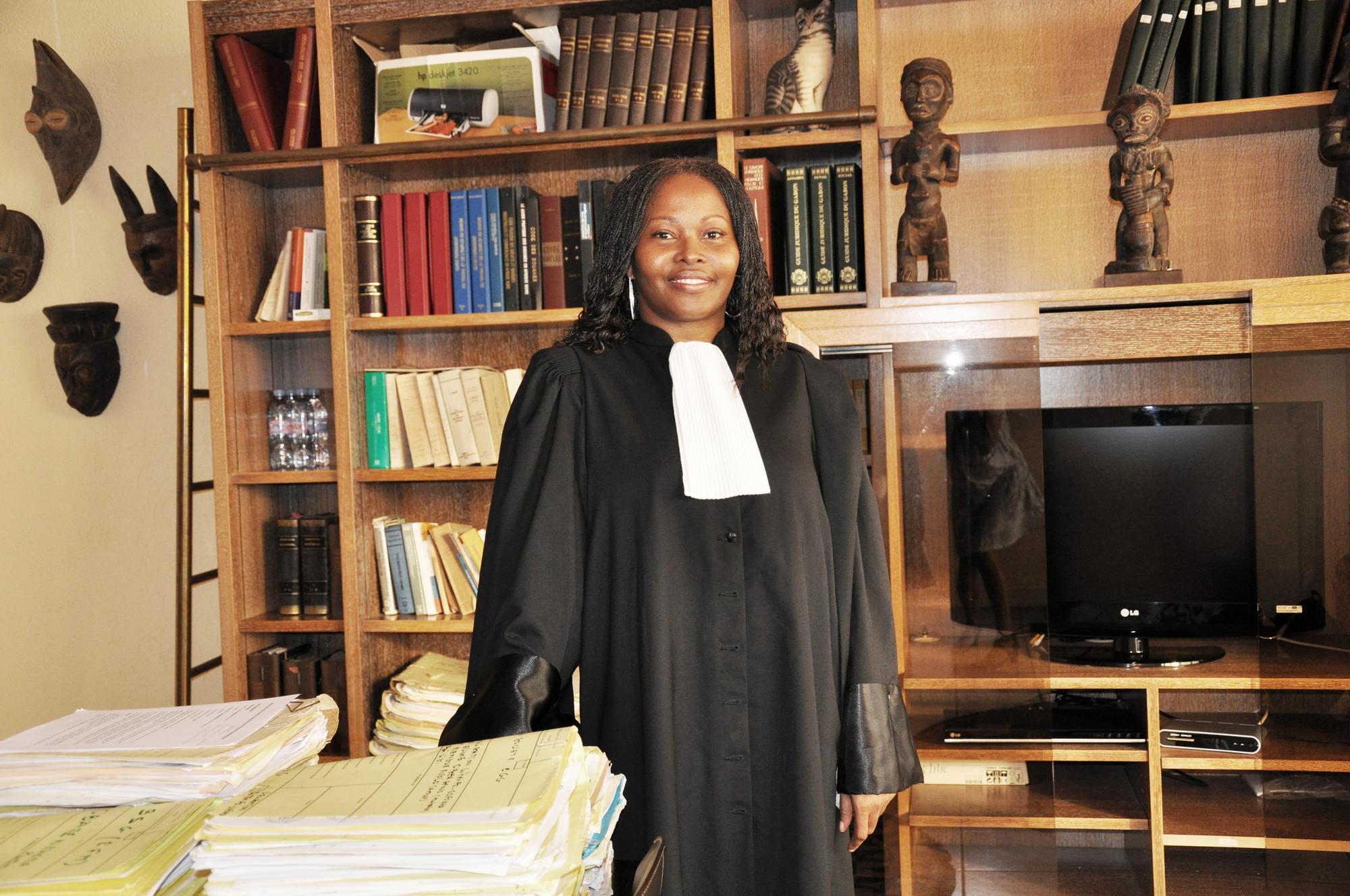 Pour l'avocate Paulette Oyane Ondo, «au Gabon, la chosification de la femme est institutionnalisée».