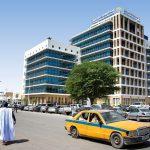 Banque Nationale De Mauritanie, avenue Gamal Abdel Nasser à Nouakchott, le 1er Novembre 2017