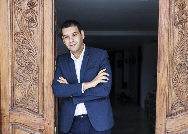 Kerim Bouzouita, conseiller en stratégie et communication politiques.
