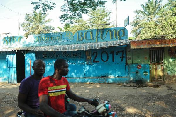 Le maquis Le Bafing, tenu par Ibrahim Souleymane Tounkara.