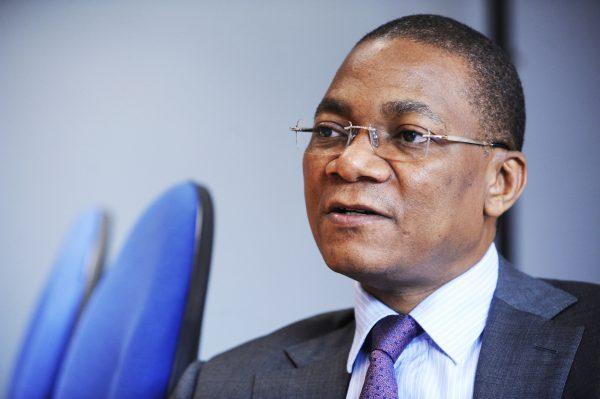 Bruno Nagabane Koné, ministre des Postes, des techniques de l'information et de la communication en Côte d'Ivoire.