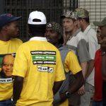 La succession de Jacob Zuma, l'actuel président sud-africain, à la tête du parti majoritaire, l'ANC est le théâtre de combats internes.