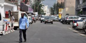 Immeubles de Libreville