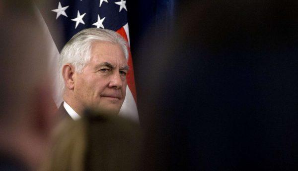 Le secrétaire d'Etat américain, Rex Tillerson est plus que jamais sur un siège éjectable.