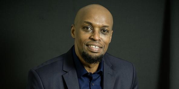 Jean-Paul Kimonyo, politologue rwandais.