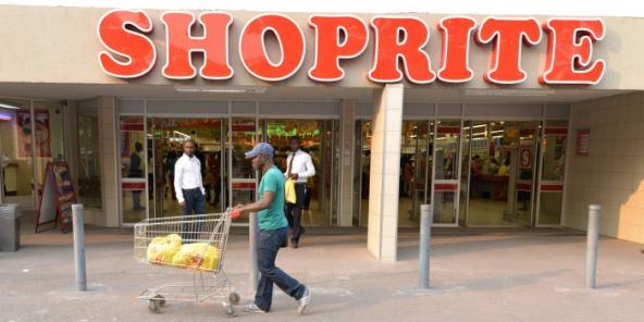 Un supermarché Shoprite à Kinshasa (photo d'illustration)