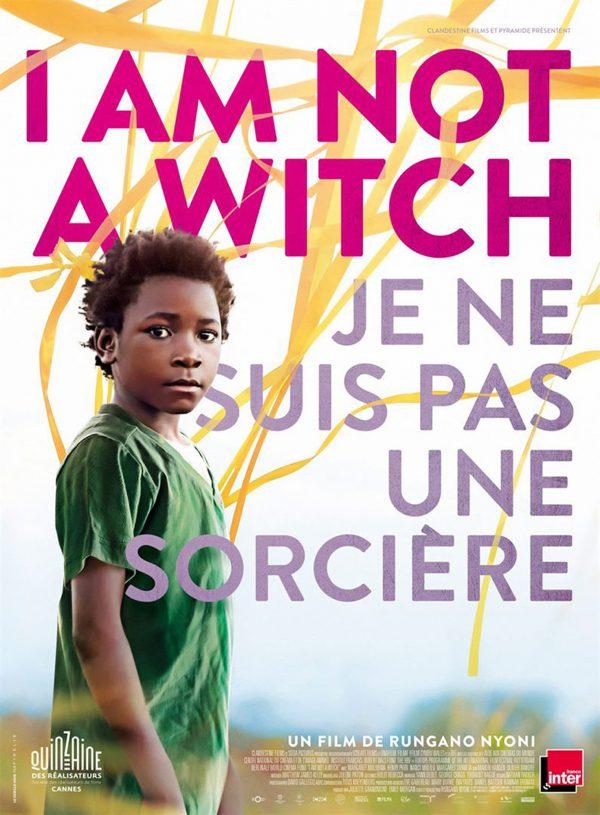 I Am not a Witch, de Rungano Nyoni, sortie le 27décembre.