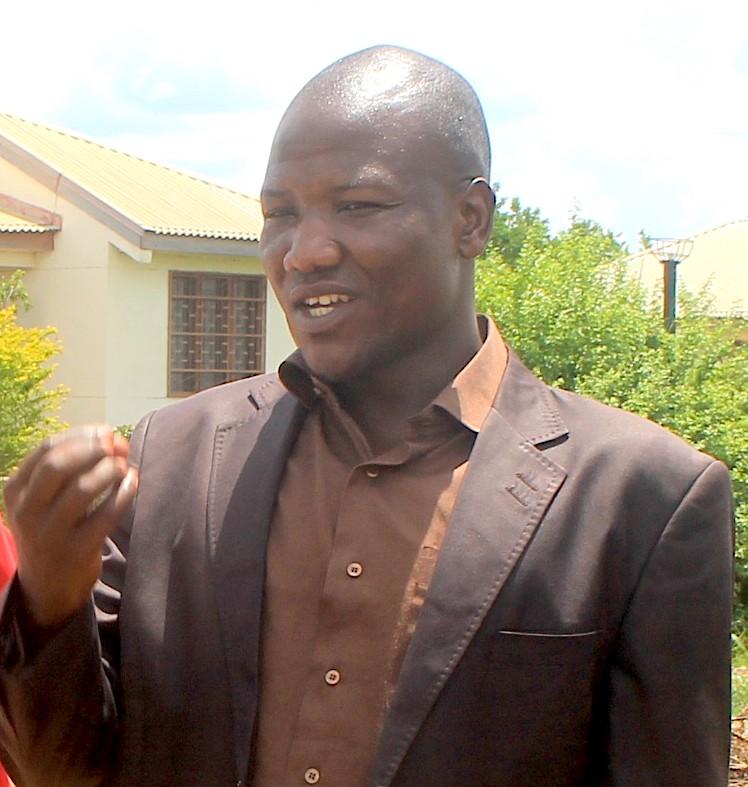 Donatien Maleyombo, chef de cabinet de Touadéra.