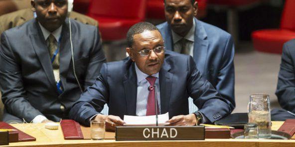 Tchad : Mahamat Zene Cherif, un diplomate expérimenté aux Affaires  étrangères – Jeune Afrique