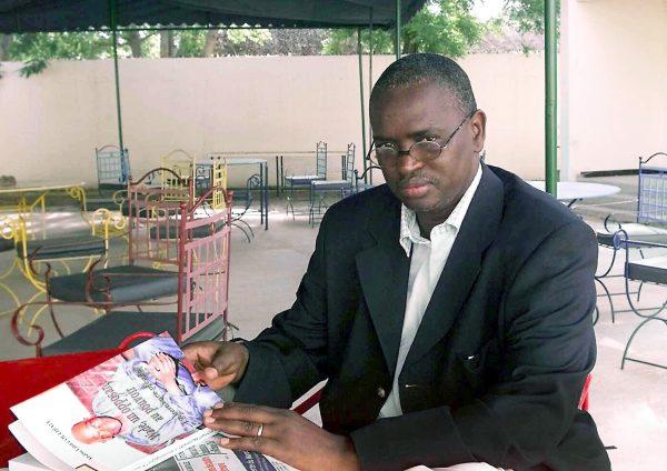 Abdou Latif Coulibaly a été journaliste d'investigation.