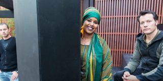 « J'ai appris à recoudre des soldats », raconte Sahra Halgan
