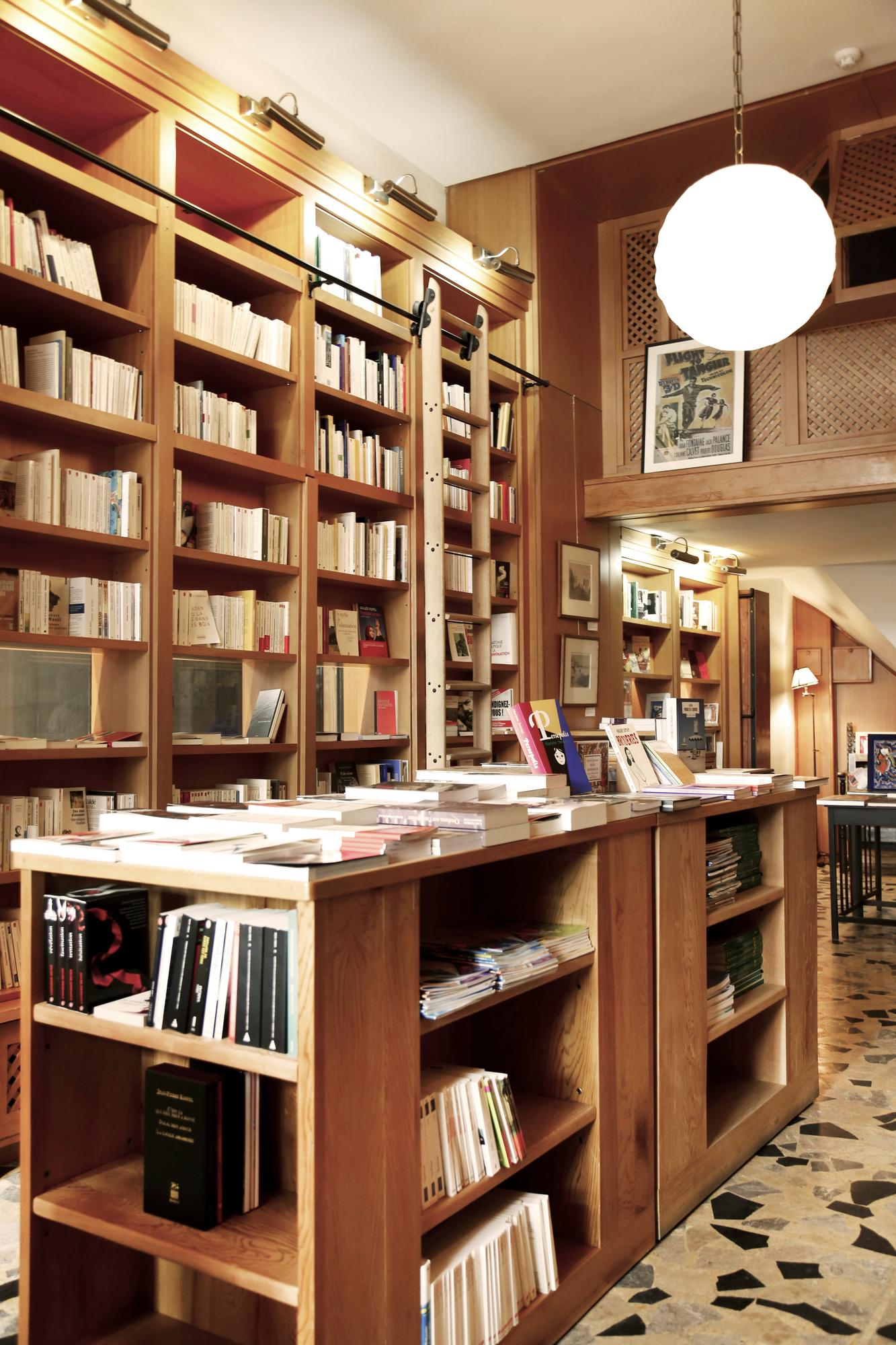 librairie des colonnes, tanger
