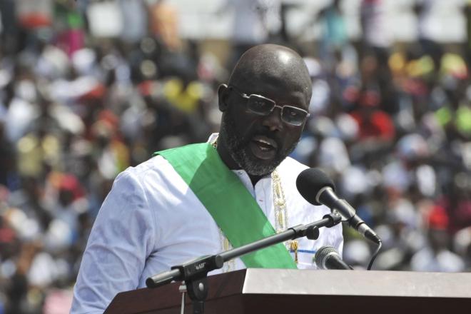 Liberia: quel bilan pour George Weah, un an après son élection à la présidence?