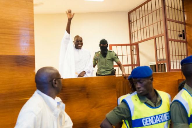Sénégal : Khalifa Sall gracié par Macky Sall, l'ancien maire de Dakar bientôt libre