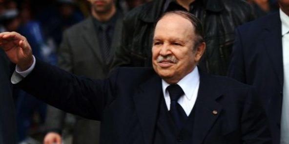 Le président algérien Abdelaziz Bouteflika, en Algérie, le 27 mars 2009.