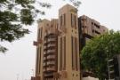 Bâtiment de la BCEAO à Ouagadougou.
