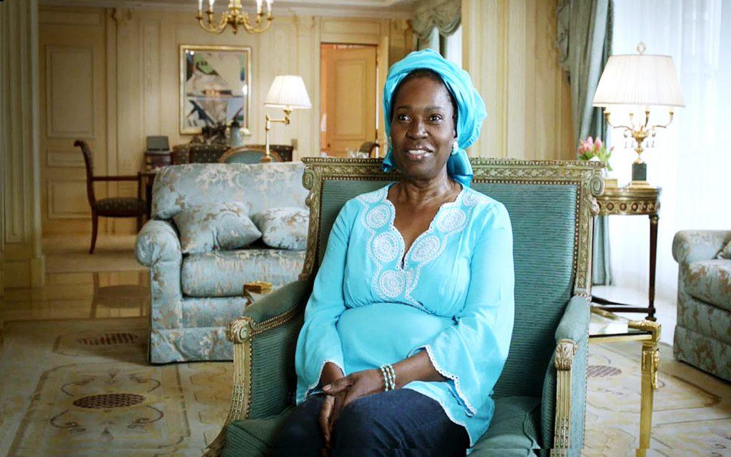 Pascaline Bongo Ondimba.