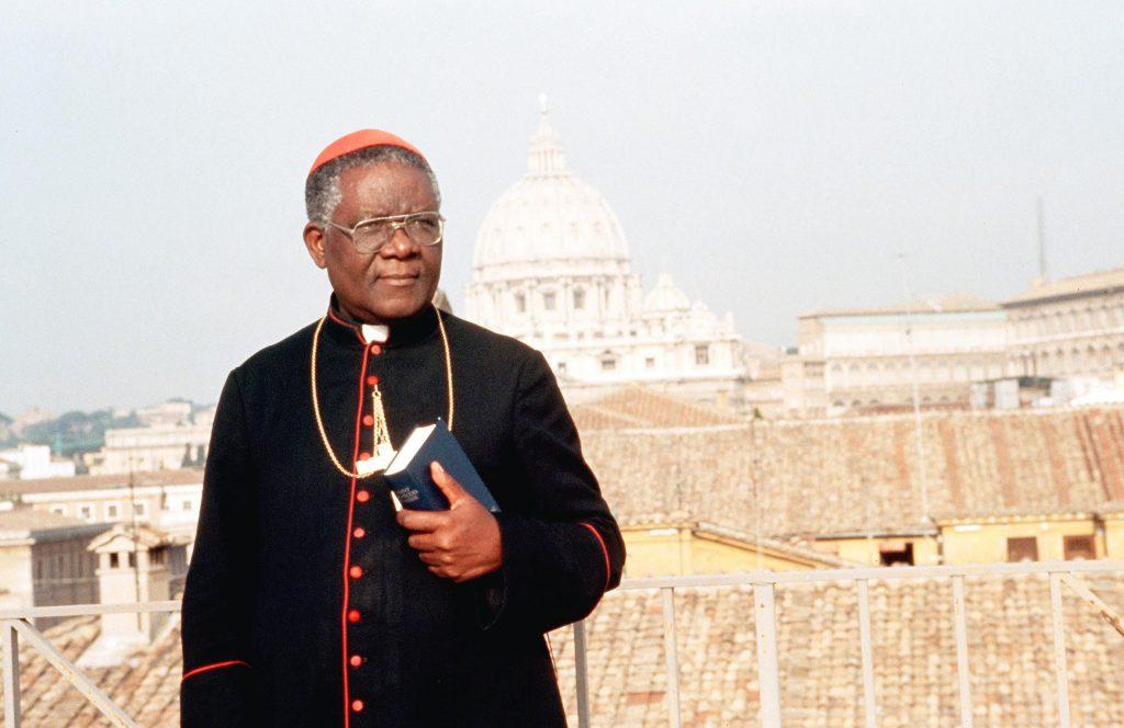 Le cardinal Christian Tumi.