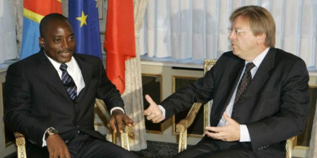 ambassadeur de la rdc en belgique