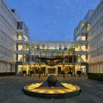 Le siège de Glencore à Baar, en Suisse. le 18 avril 2011. Glencore International PLC est l'un des plus grands négociants en matières premières