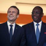 Emmanuel Macron et Macky Sall, à Dakar, le 2 février 2018.