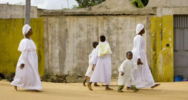 Le Bénin, entre Pape Christophe et Dame Parfaite