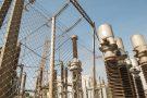Centrale électrique de la Senelec de Bel Air, zone industrielle de Dakar