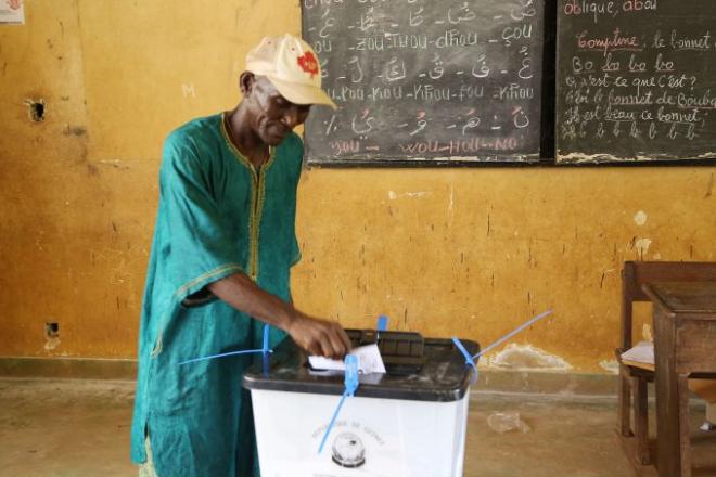 """En Guinée, l'opposition souhaite """"boycotter et empêcher"""" les législatives de février"""
